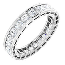 Load image into Gallery viewer, 14K White 2 1/5 CTW Diamond Eternity Band
