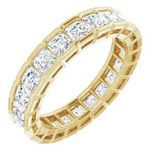 Load image into Gallery viewer, 14K Yellow 3 1/3 CTW Diamond Eternity Band