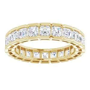 14K Yellow 3 1/3 CTW Diamond Eternity Band