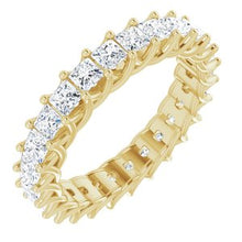 Load image into Gallery viewer, 14K Yellow 2 3/8 CTW Diamond Eternity Band