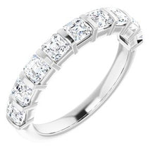 Load image into Gallery viewer, 14K White 1 3/8 CTW Diamond Anniversary Band