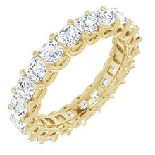 Load image into Gallery viewer, 14K Yellow 2 1/2 CTW Diamond Eternity Band