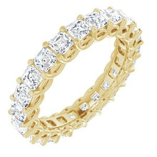 Load image into Gallery viewer, 14K Yellow 2 1/3 CTW Diamond Eternity Band