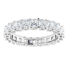 Load image into Gallery viewer, 14K White 2 1/6 CTW Diamond Eternity Band