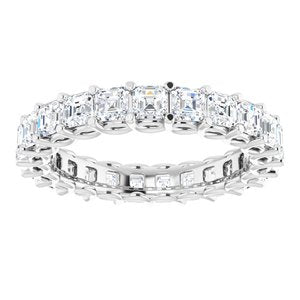 Platinum 2 1/3 CTW Diamond Eternity Band