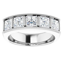 Load image into Gallery viewer, 14K White 2 5/8 CTW Diamond Men's Ring