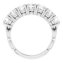 Load image into Gallery viewer, 14K White 1 3/4 CTW Diamond Anniversary Band