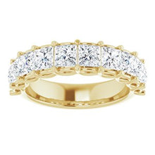 Load image into Gallery viewer, 14K Yellow 2 1/2 CTW Diamond Anniversary Band