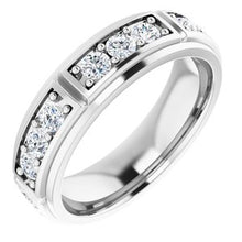 Load image into Gallery viewer, Platinum 1 3/4 CTW Diamond Ring