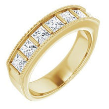 Load image into Gallery viewer, 14K Yellow 1 3/4 CTW Diamond Ring