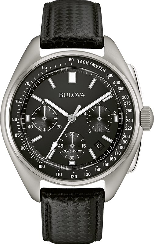 Bulova 96B251 Special Edition Lunar Pilot Chronograph Moon Watch