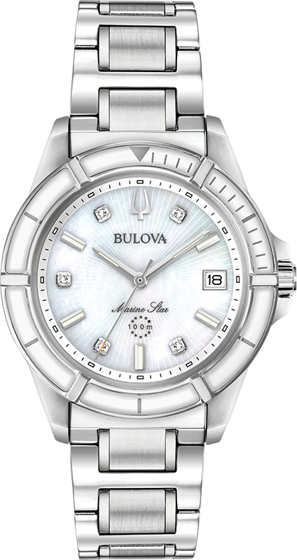Bulova 96P201 (Will ship in 1 week)