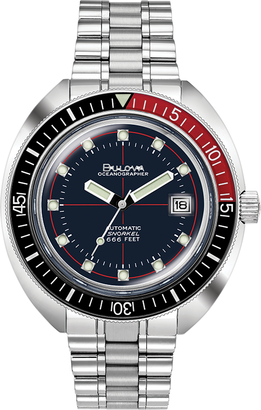 Bulova 98B320 Pre-Order Only Backordered until November, will ship once available