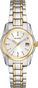Bulova 98M105 Woman's Classic Watch (Will ship in 1 month)
