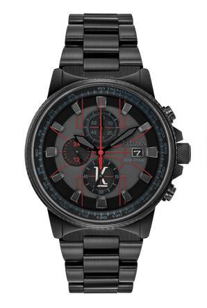 CITIZEN ECO-DRIVE KYLE LOWRY LIMITED EDITON NIGHTHAWK CA0298-50E ONLY 1 AVALABLE #350 OF 2500 WORLDWIDE