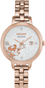 EW2448-51W Disney Minnie Mouse watch from CITIZEN® (Will Ship in 1 Week)