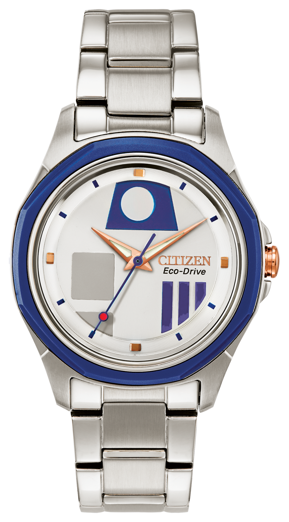FE7050-50W Star Wars R2-D2 Limited Edition Women's Watch by Citizen