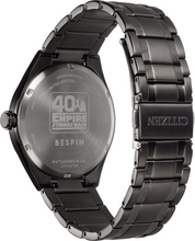Load image into Gallery viewer, AW2047-51W Men's Citizen Eco-Drive® Star Wars™ BESPIN LIMITED EDITION™ Black IP Watch