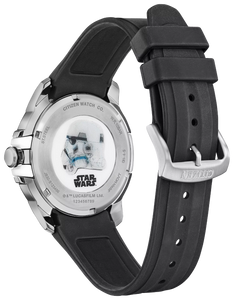 AW1650-04W Men's Citizen Eco-Drive® Star Wars™ STORMTROOPER