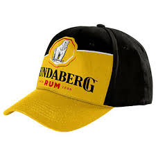 Bundaberg Rum Yellow/ Black Cap