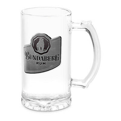Bundaberg Rum Metal Badged Stein