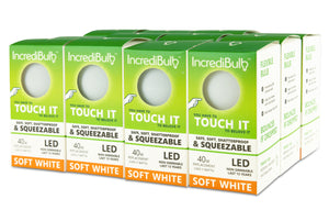 40W Replacement, LED Bulb (12 Pack)