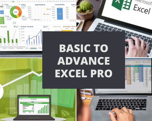 BASIC TO ADVANCE EXCEL CERTIFIED COURSE - DFM Institute