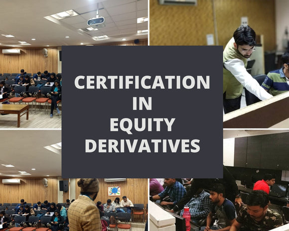 EQUITY & CURRENCY DERIVATIVES COURSE - DFM Institute