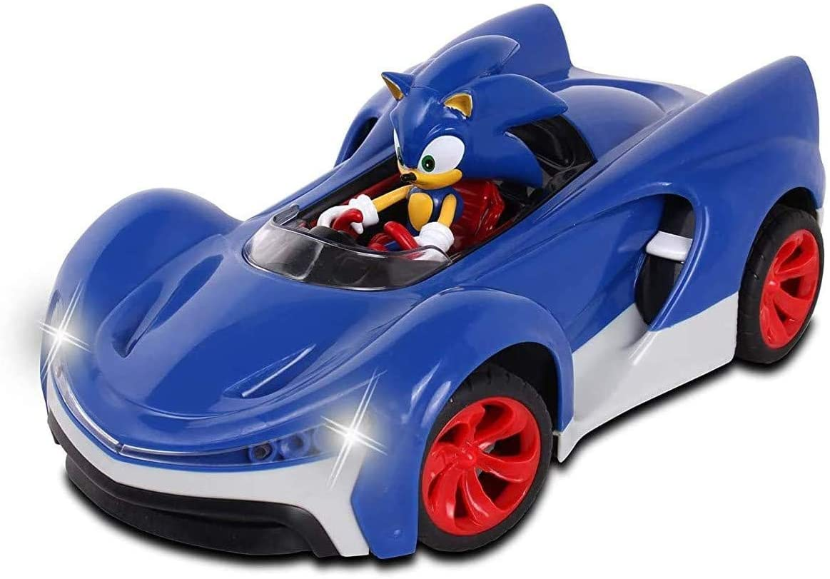 Team Sonic Racing 2 4ghz Remote Controlled Car With Turbo Boost Soni Sunnytoysngifts Com