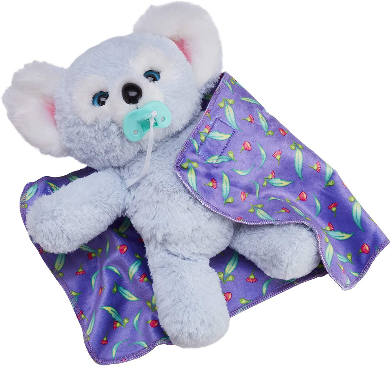 with Over 25 Sounds and Reactions! collector Little Live Cozy Dozys KIP The Koala The Cuddly Koala Bear That is so Playful and The Perfect Bedtime Buddy