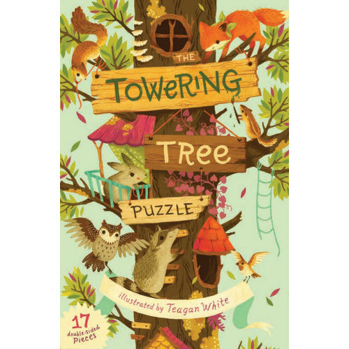 Towering Tree Puzzel