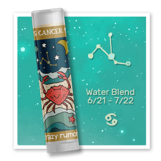 Cancer - Water Blend Lip Balm