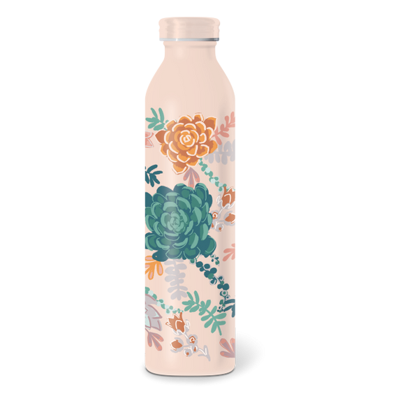 Succulant Water Bottle
