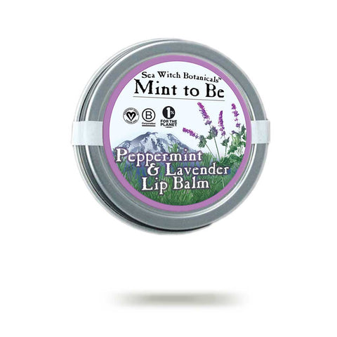 Lip Balm: Mint to Be - Peppermint Lavender