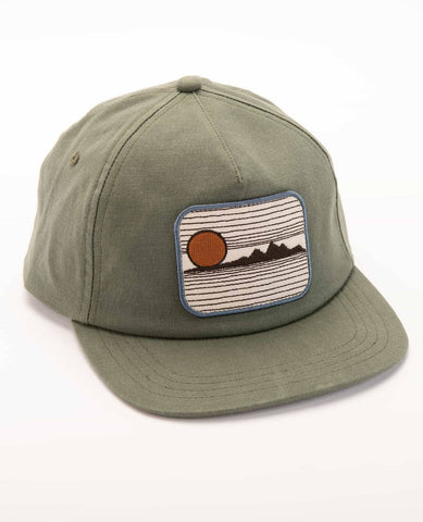 Strata Patch Hat