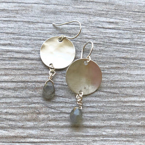 Dangle Sterling Silver earring