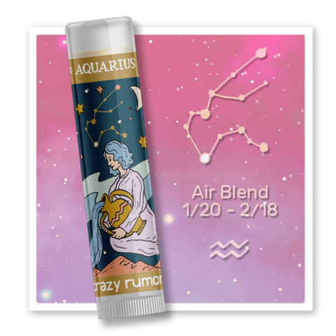 Aquarius - Air Blend Lip Balm