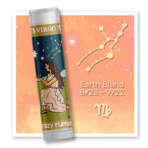 Virgo - Earth Blend Lip Balm