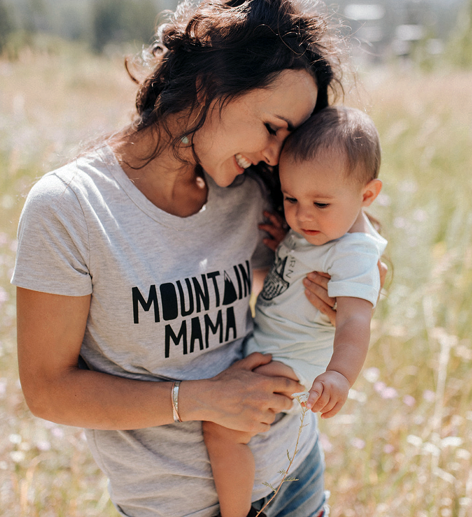 Mountain Mama Favorites Tee