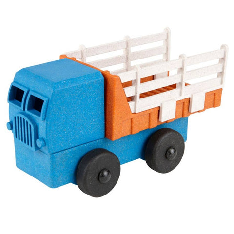 recycled puzzle trucks