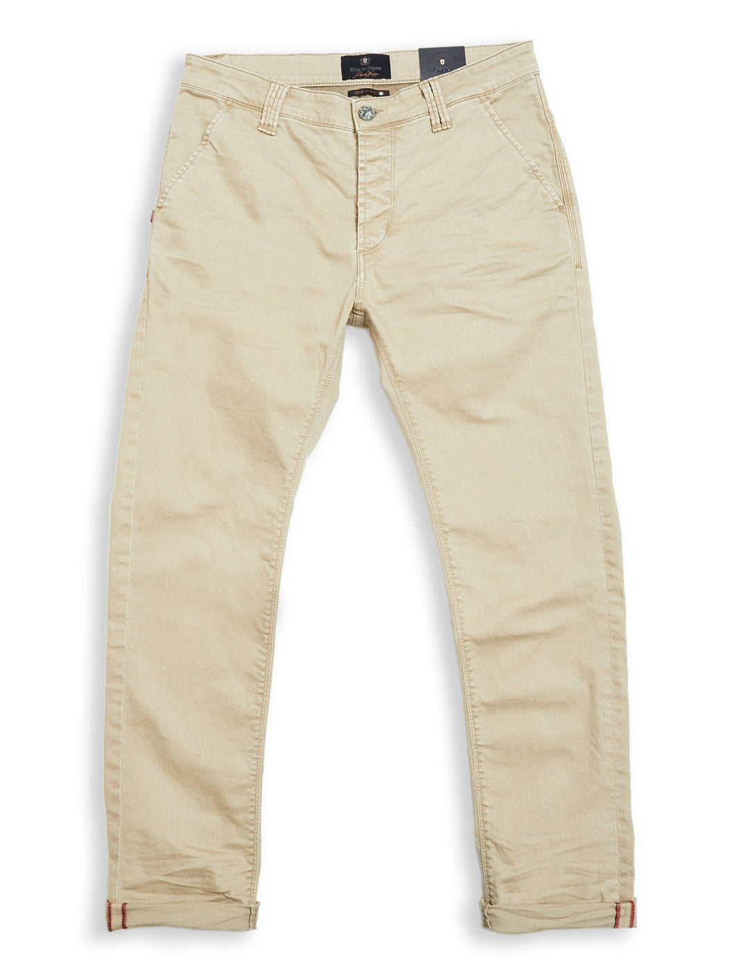 Paulo Pavia Enzyme Trousers