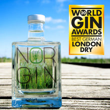 Laden Sie das Bild in den Galerie-Viewer, NORGIN London Dry Gin