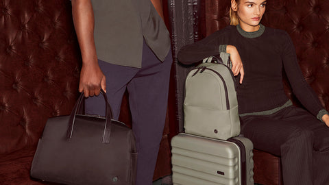 Antler luggage, Clifton suitcase and Chelsea lifestyle bags