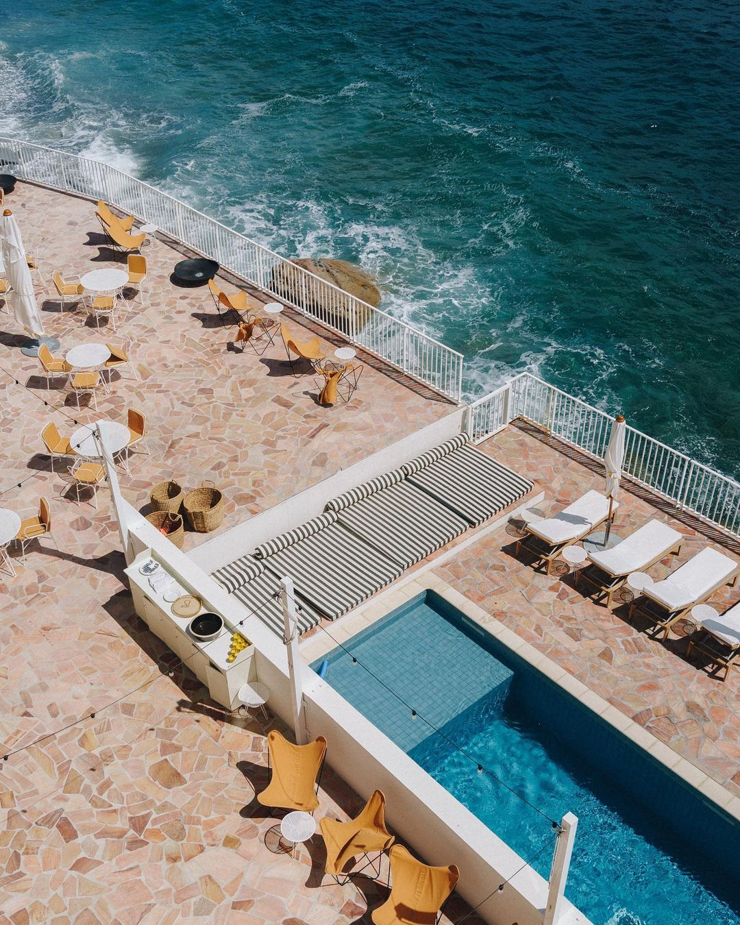 Hotel les Roches Rouges, French Riviera, France