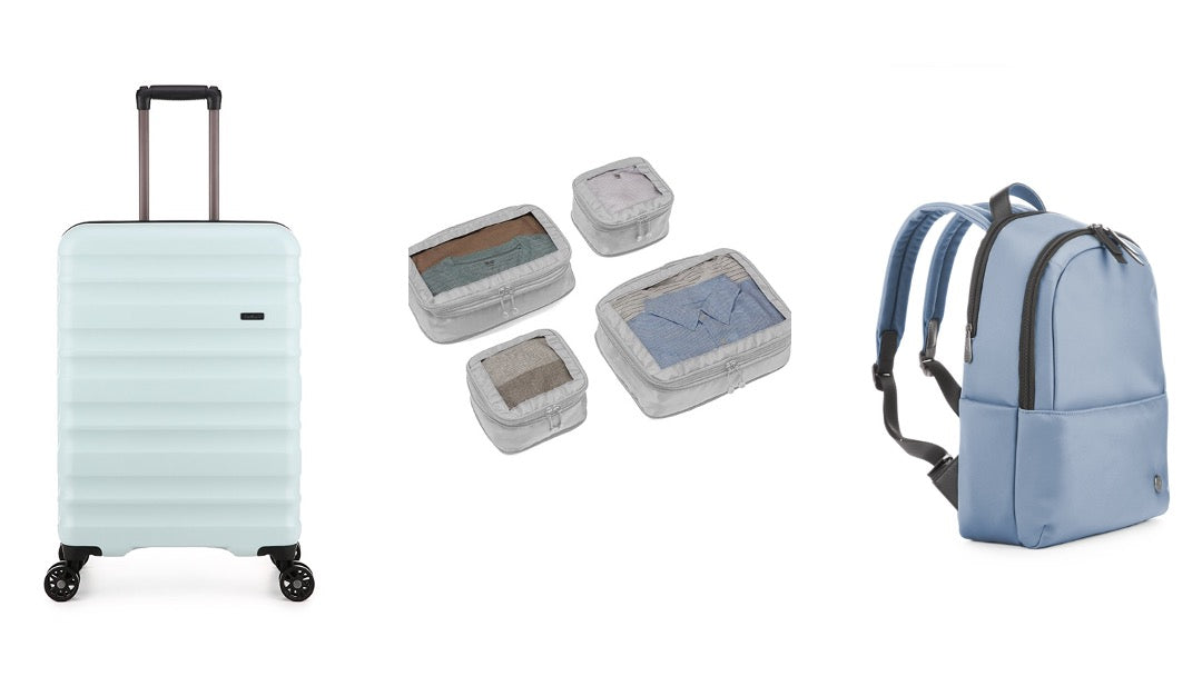 What to pack for a trip to Iceland, Antler luggage