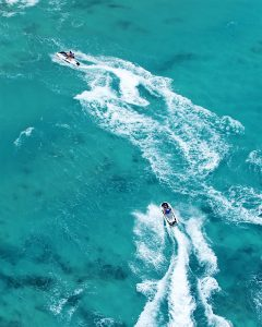 Jet Skis by Tommy Clarke