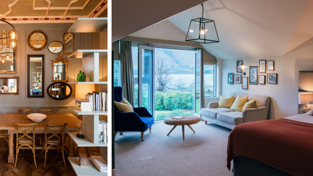 Another Place hotel, Ullswater, Lake District