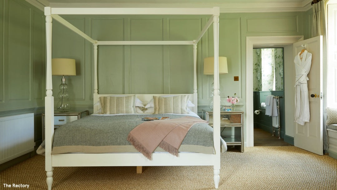 The Rectory hotel, Cotswolds