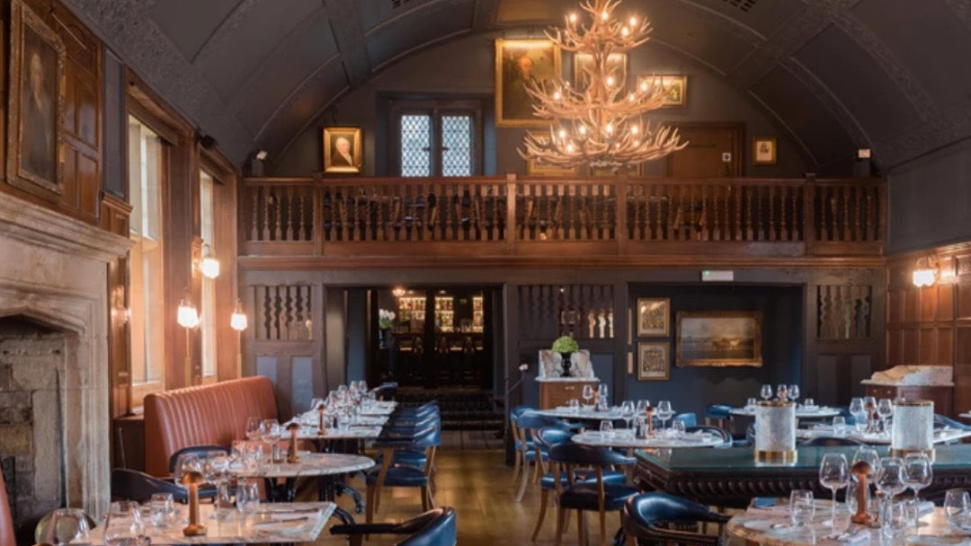 The Lygon Arms, Broadway, Cotswolds