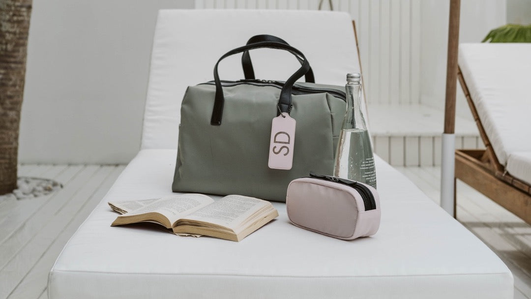 The Chelsea overnight bag is the perfect piece of hand luggage